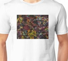 Dots and Facets Unisex T-Shirt