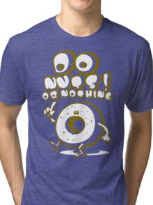 Do Nuts Flex Tri-blend T-Shirt
