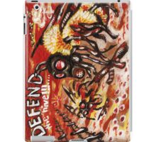 Defend the Hive iPad Case/Skin