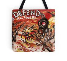 Defend the Hive Tote Bag