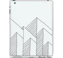 Lines 4 iPad Case/Skin