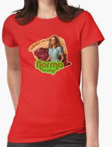 Norma Jennings Womens Fitted T-Shirt