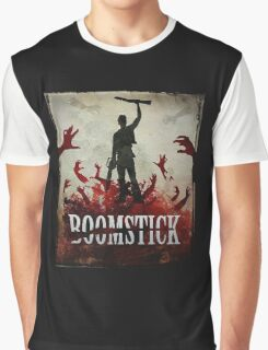 This is my Boomstick Graphic T-Shirt