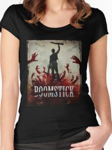 This is my Boomstick Women's Fitted Scoop T-Shirt