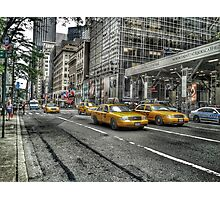 5th Avenue New York Photographic Print