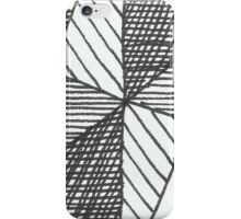 Lines 7 iPhone Case/Skin