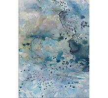 Abstract Undersea Colors 1 Photographic Print