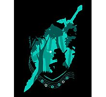Link Ocarina Photographic Print
