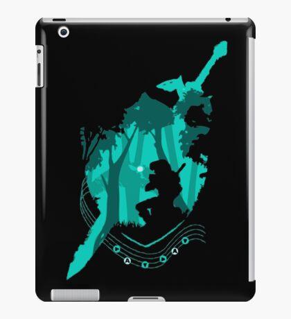Link Ocarina iPad Case/Skin