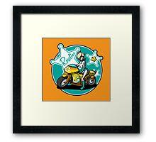 Rosalina (Mario Kart 8) Framed Print