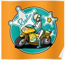 Rosalina (Mario Kart 8) Poster