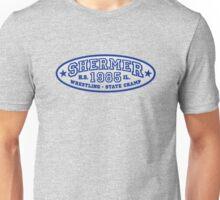 Shermer High Wrestling - State Champ [ BREAKFAST CLUB - 80's ] Unisex T-Shirt