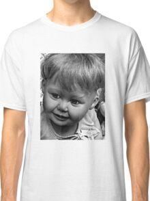 creepy doll Classic T-Shirt