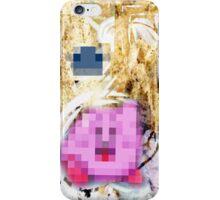 Kirby! Pixel Design iPhone Case/Skin