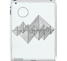 Lines 8 iPad Case/Skin