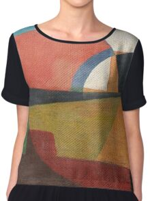 The South of the Realism Chiffon Top