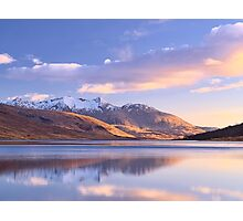 Loch Etive: Perfect Moment Photographic Print