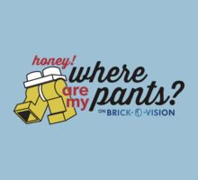 Honey, Where Are My Pants? by futuristicvlad