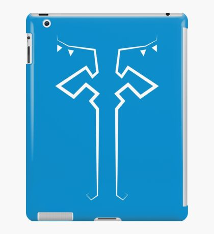 Breath of The Wild Master Sword iPad Case/Skin