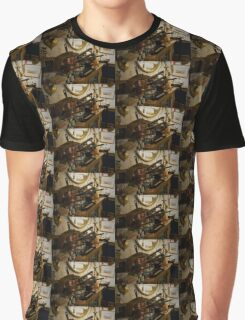 Copper Stacked Graphic T-Shirt