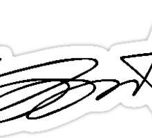 Girls' Generation Signatures - Yoona Sticker
