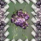 Penny Postcard Violetta by RC deWinter