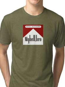 label parody Tri-blend T-Shirt