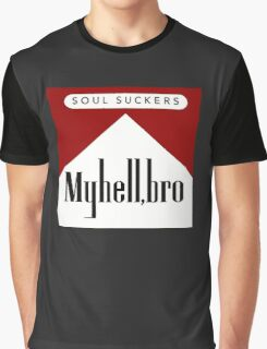 label parody Graphic T-Shirt