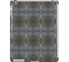 Can tabs / pull-rings woven together - 2 iPad Case/Skin