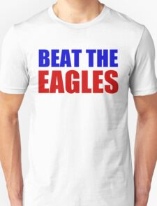 New York Giants - BEAT THE EAGLES T-Shirt