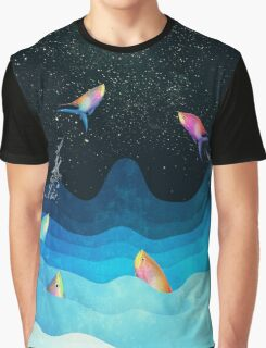 Come to reach the stars Graphic T-Shirt