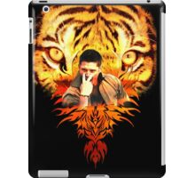 Jensen's eye of the tiger iPad Case/Skin