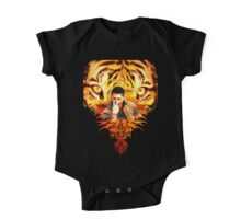 Jensen's eye of the tiger One Piece - Short Sleeve