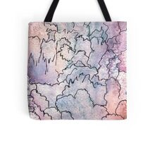 Fantasy Landscape - Abstract Tote Bag
