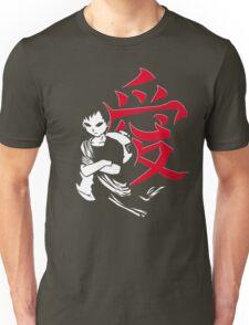 Gaara in Red Love Unisex T-Shirt
