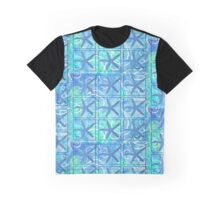 Many Stars by Jan Marvin Graphic T-Shirt
