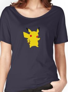 Mouse Pokemon - Pikachu Women's Relaxed Fit T-Shirt