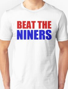 New York Giants - BEAT THE NINERS -  T-Shirt