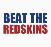 New York Giants - BEAT THE REDSKINS  by MOHAWK99