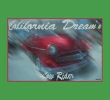 Northern Cali Crimson Classic Kids Tee