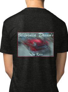 Northern Cali Crimson Classic Tri-blend T-Shirt