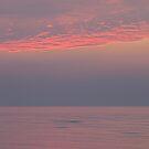 Sea Sunset by DaveTurner
