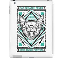 Cat Scratch iPad Case/Skin