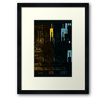 West Side Stories Framed Print