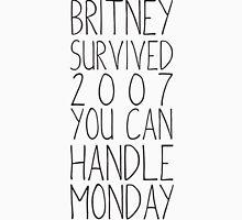 Britney Monday Unisex T-Shirt