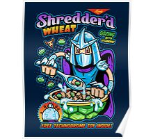 Shreddered Wheat Poster