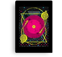 StereoMix Canvas Print