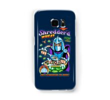 Shreddered Wheat Samsung Galaxy Case/Skin