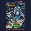 Shreddered Wheat by harebrained