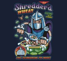 Shreddered Wheat Kids Tee